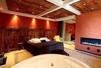 Hotel Luxe Annecy Le Vieux